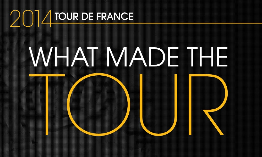 2014 Tour de France Stand-out Moments