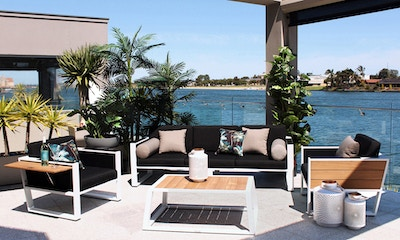 Outdoor furniture you can leave outside – Seriously!
