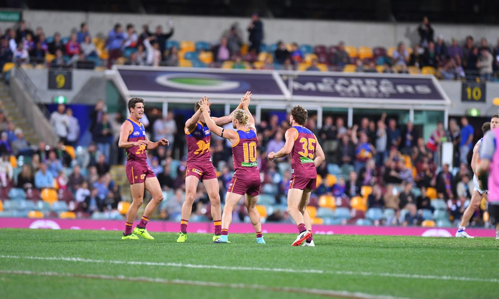 AFL Season 2018; Brisbane Lions Hospitality