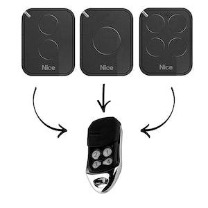 Remote Pro Compatible Remote To Suit Nice Flor-E
