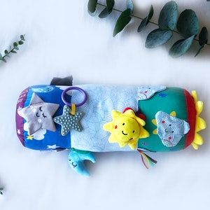 'Say Hello' Tummy Time Discovery Toy