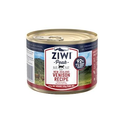 ZiwiPeak ZIWI Peak Cat Venison Recipe Can 185G