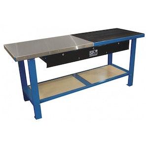 SP40400 Workshop Bench 2000mm Custom Series SP40400