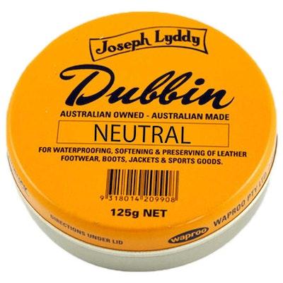 Joseph Lyddy Dubbin Leather Waterproofer & Softener 125g