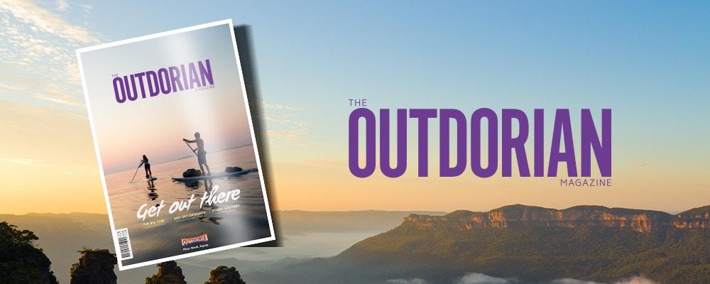 The Outdorian Magazine