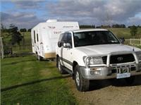 Give  your holiday caravan extra grunt  with a second battery to cope with modern demands