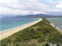 Truganinis country Bruny Island