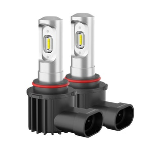 LIGHTFOX LIGHTFOX Pair Philips 9005 HB3 LED Headlight Kit High/Low Beam Replace Xenon Halogen Globe