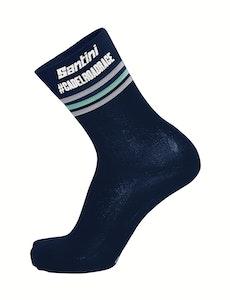 Santini Swisse People's Ride Event Socks