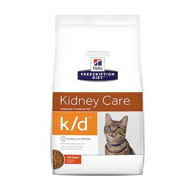 Hill's VET Hill's Prescription Diet K/D Kidney Care Dry Cat Food