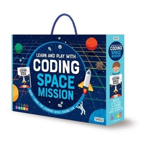 Sassi Junior Sassi - Learn and Play with Coding - Space Mission