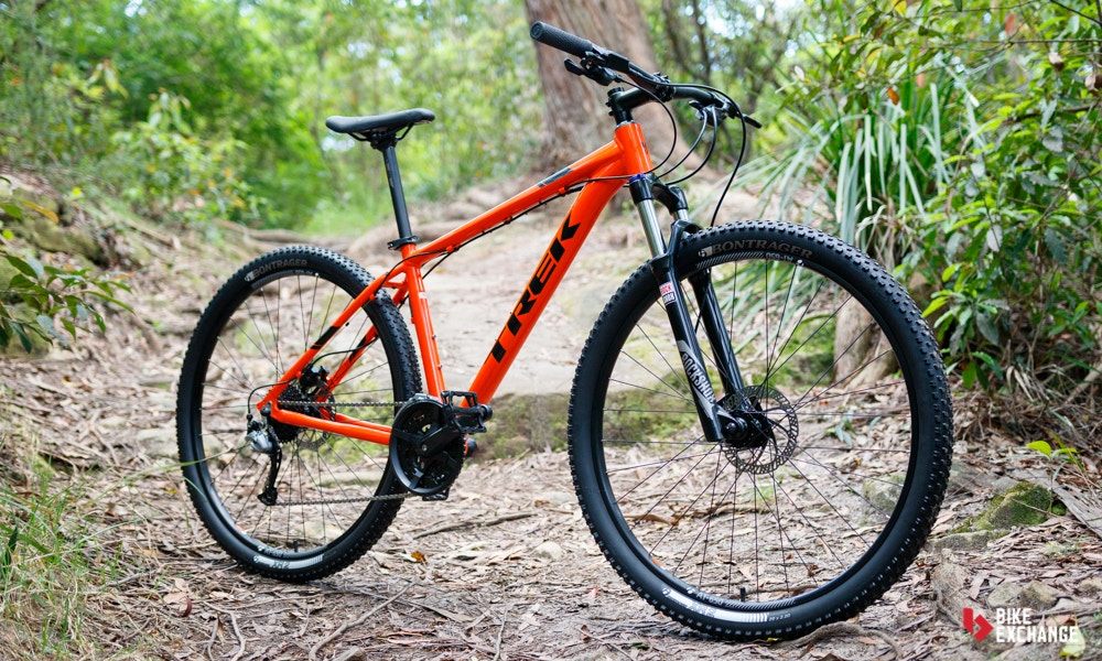 Trek Marlin 7 2017 Mountain Bike Review