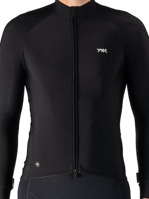 Pedal Mafia Mens Pro Thermal Jacket - Black