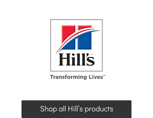 Hill's pet food range