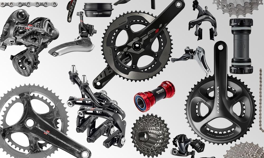 Rennrad-Schaltungen: Alle Gruppen im Überblick | BikeExchange