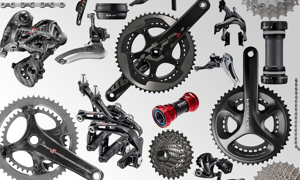 Road Bike Groupsets: What to Know