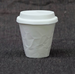 PAPER SERIES CUP   THE KEEPER