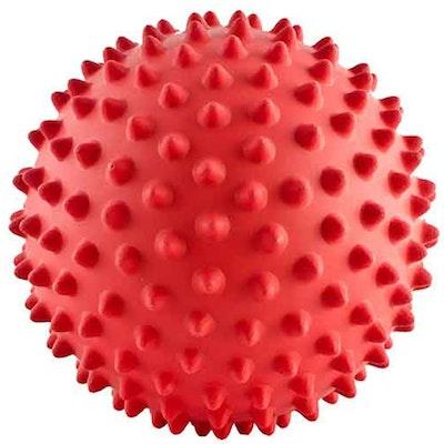 Aussie Dog Mitch Ball Catch Fetch & Play Hard Red Medium Large