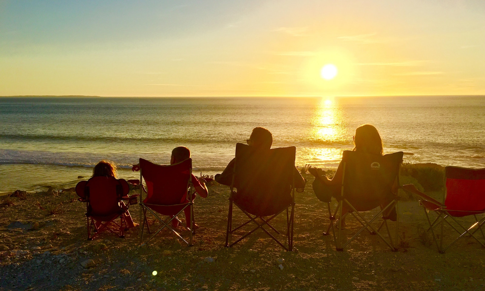 Why the worst day camping is better than the best day in the office
