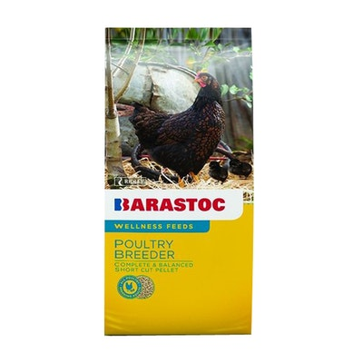 Barastoc Poultry Breeder All Breeds Feed Pellet 20kg