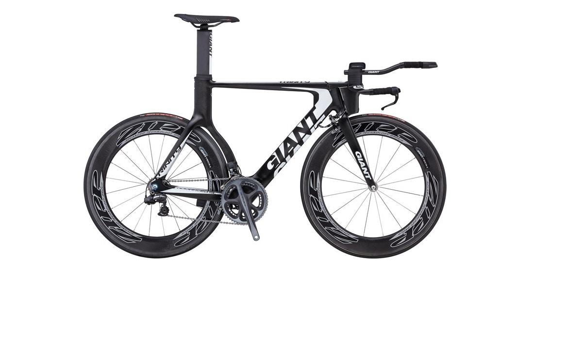 Review of  Giant TCR Trinity SL0