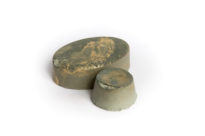 Body Soul Emporium French Green Ancient clay Body bar