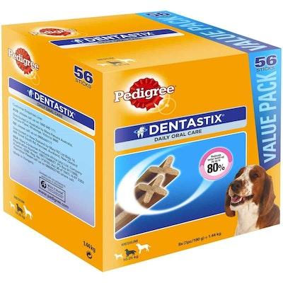Pedigree Dentastix Medium Dog  56 pack