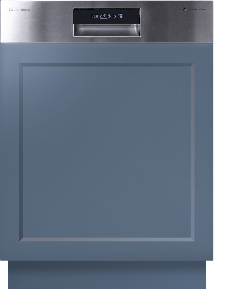 kleenmaid semi integrated dishwasher dw6032 | integrated dishwashers for  sale in alexandria