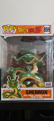 """DBZ Shenron 10"""" - US Funimation 2020 Exclusive - Glow in the Dark and Metallic"""