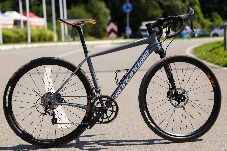 Cannondale Slate - Rennrad fürs Grobe