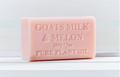 Melon Goat's Milk Soap