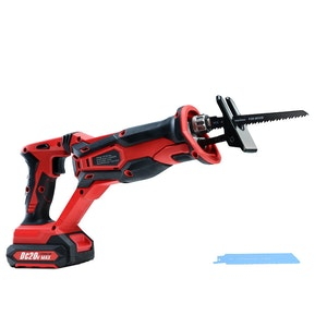 Giantz 18V Lithium Cordless Reciprocating Saw Electric Corded Sabre Saw Tool