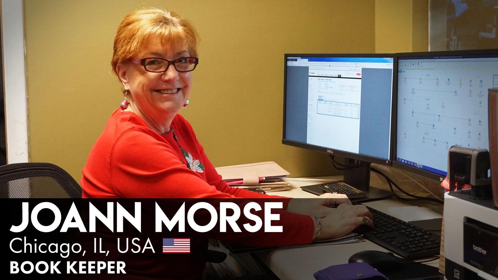Joann Morse