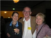 Bill Pycroft proves it is possible to put a thorn between two roses