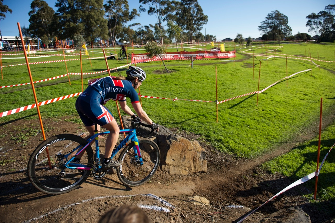 The Door to Cyclocross with Penny Hosken