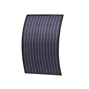 200W 12V Flexible Solar Panel Mono Generator