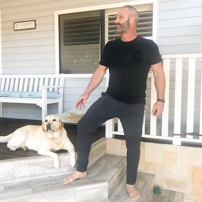 Australian Made Organic Cotton - BJ's PJ's Laim Long Pant
