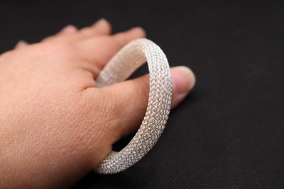 PAMdesigned New! Silver Plated Wire Bracelet 2021