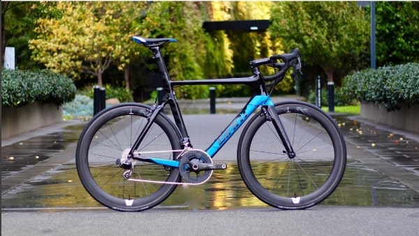 Giant Propel Advanced SL 0 2017 BikeExchange