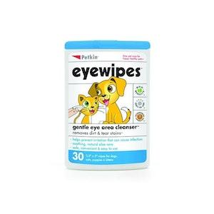 Petkin Eye Wipes 30 Pack