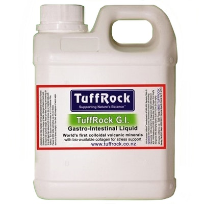 Tuffrock GI Gastro Intestinal Liquid for Gut Stressed Horses - 4 Sizes