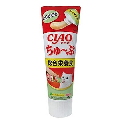CIAO - Tube Complete Nutrition Paste Chicken Recipe