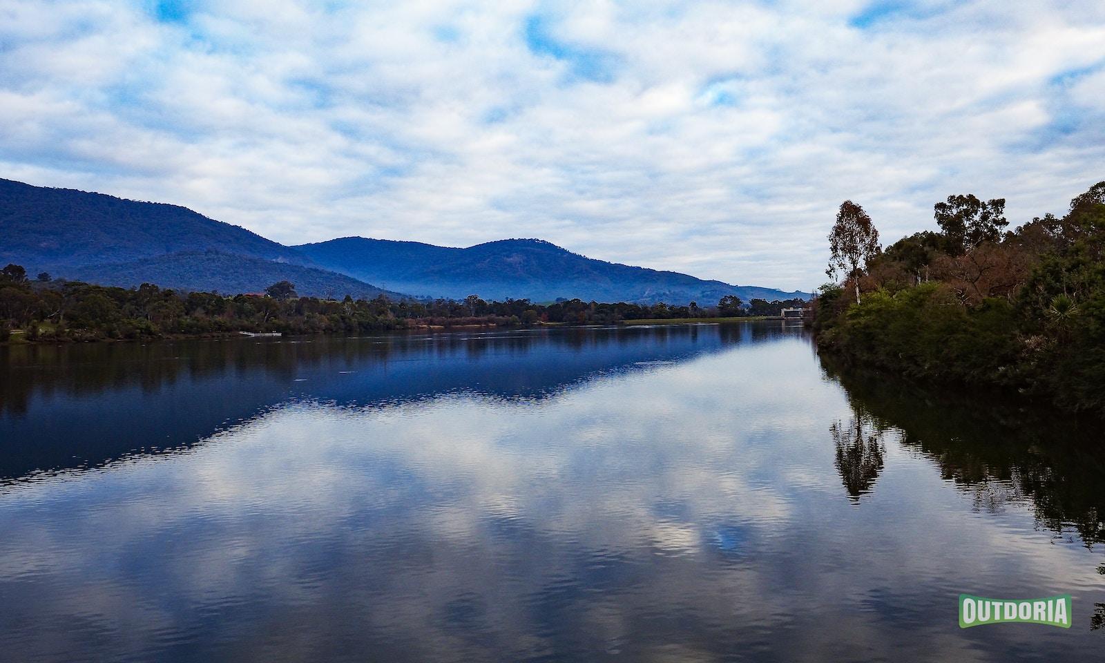 Fishing for Winter Trout: Eildon Pondage