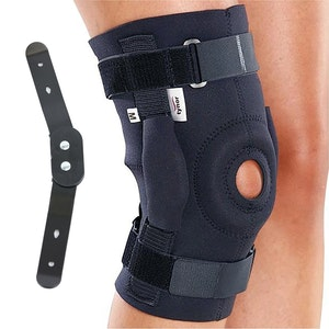 Tynor Knee Wrap Hinged (Neoprene)