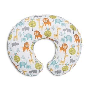 Chicco Peaceful Jungle Boppy Pillow