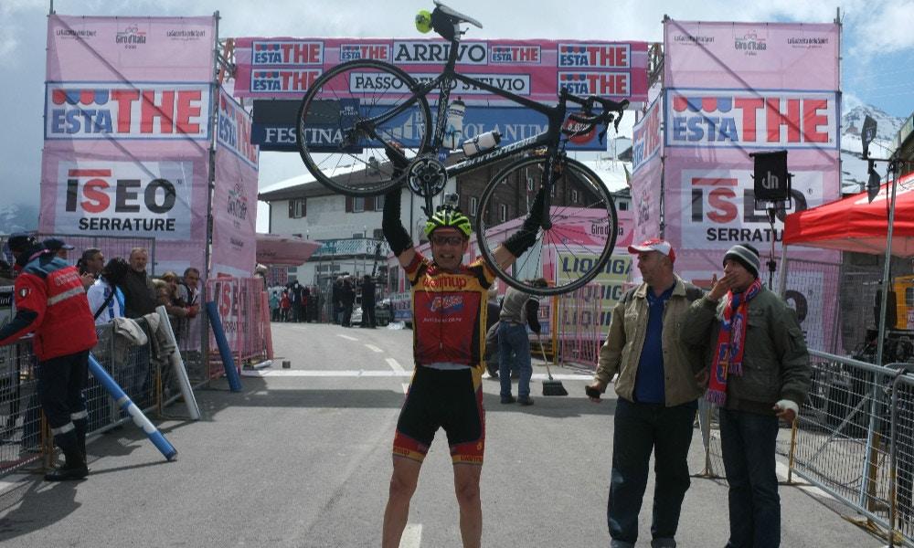 Ride Diary of the Giro d'Italia