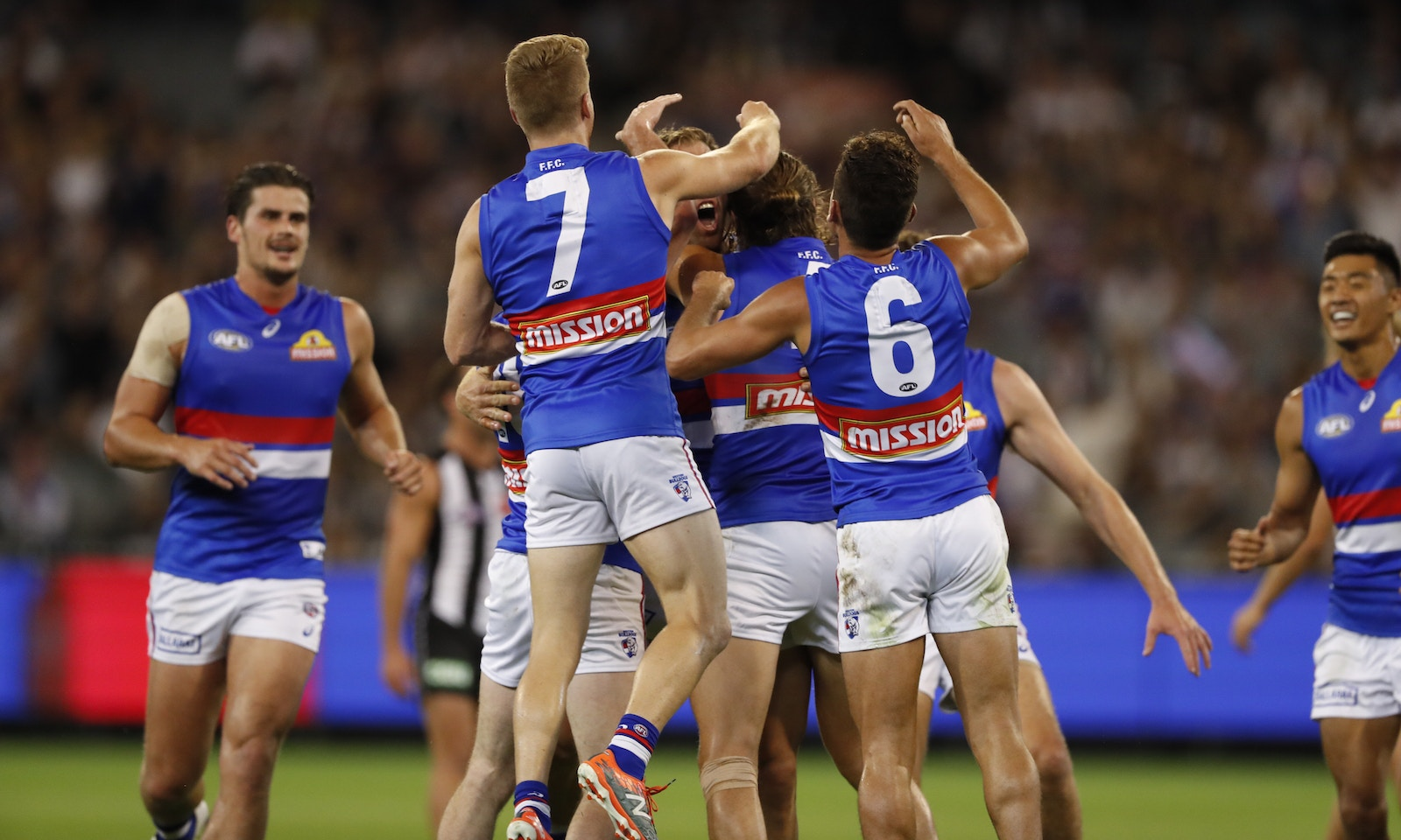 AFL Season 2018; Western Bulldogs Football Club Hospitality