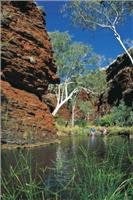Weano Gorge Karijini. Courtesy Tourism WA