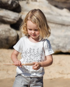 Certified Organic Cotton Explorer T-Shirt
