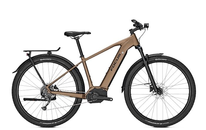 Focus Aventura2 6 7 2019 Touring E Bikes For Sale